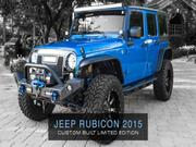 2015 Jeep Jeep Wrangler Unlimited Rubicon