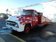 1955 Ford F-350 Ford: F-350 Custom Ramp Truck